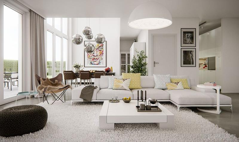 16 Living Room Trends for 2017 (And 4 on the Way Out) | Design ...