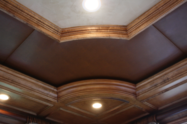 Leather Ceiling 1