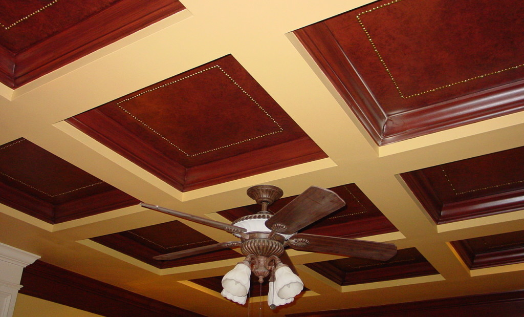 Leather Ceiling 3