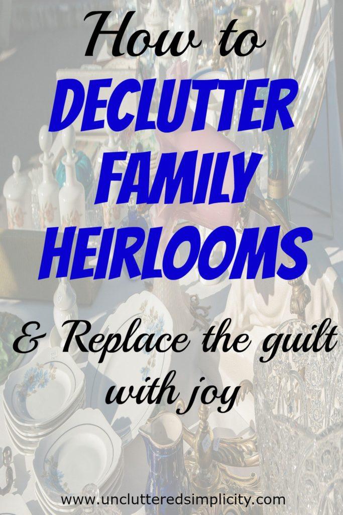 declutterfamilyheirlooms2