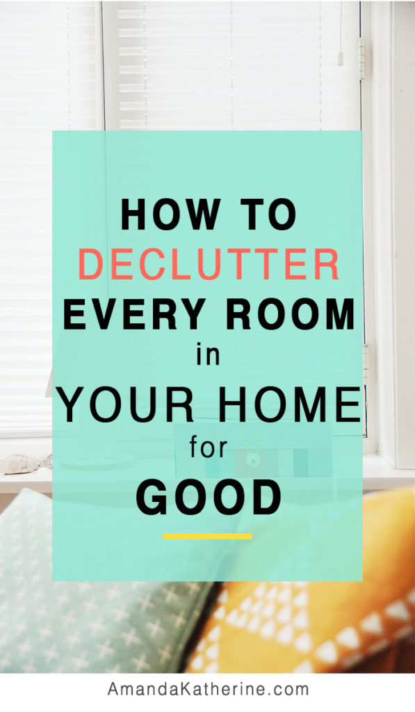 how-to-delcutter-every-room