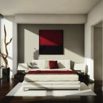 Minimalist Condominium Bedroom Interior Design