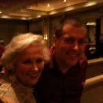 Rita meets Peter Shankman